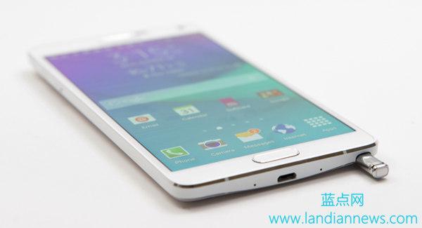三星 Galaxy Note 4 传明年将推出升级版