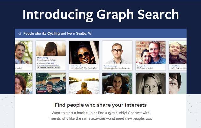 Facebook 图谱搜索低调放弃微软 Bing