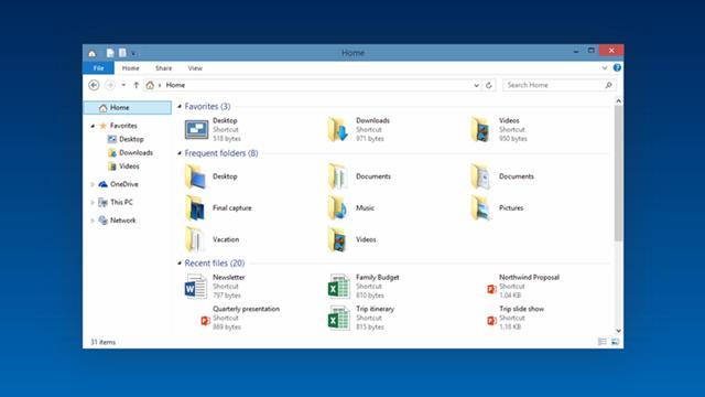 微软:Explorer 用户体验正在改进,好东西将到来