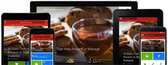 微软移植 MSN 系列 Apps 至 iOS、Android 平台,提供生活资讯