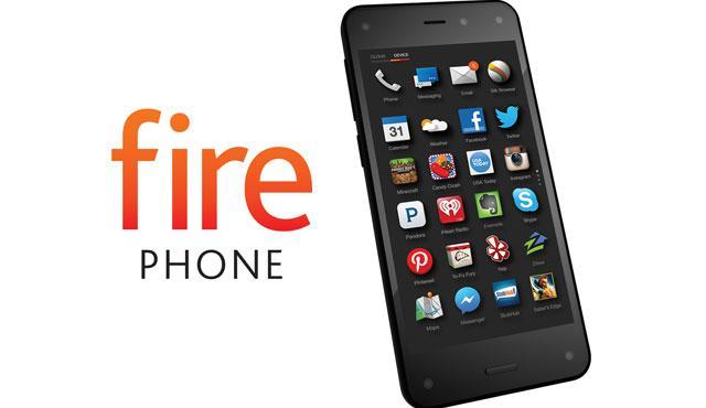 亚马逊计划2016年发布全新Fire Phone 2