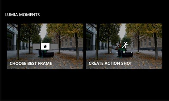 微软发布 Lumia Denim 配套应用 Lumia Moments