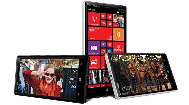 微软移动回顾 2014 年发布所有 Lumia 机型