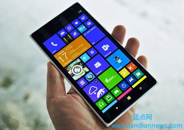 诺基亚Lumia 1520出现严重缺陷
