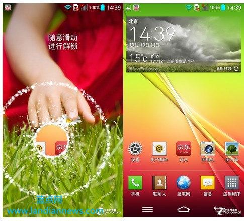 盘点Android手机六大期间品牌的操作界面 你最喜欢哪个?