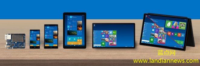 统一设备:微软展示Windows 10 手机和Xbox One 界面