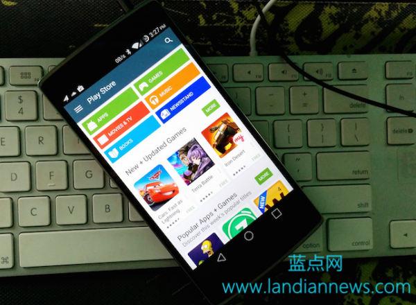 Google Play下载量超过AppStore 60%