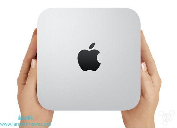 2014 Mac mini中RAM已焊接固定无法替换