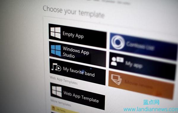 微软更新Windows App Studio 开发者开发APP更方便