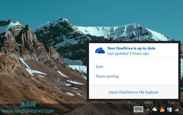改善同步体验:微软整合OneDrive的同步引擎