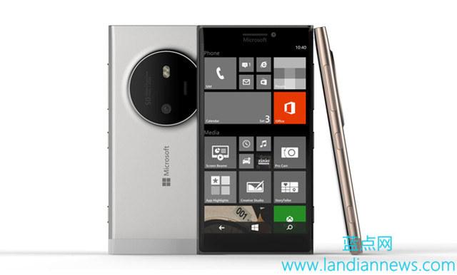传微软正在测试高端Lumia机型 金属机身、Windows Mobile 10