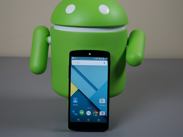 Google Android团队公开统计数据:Android 5.0使用率极低