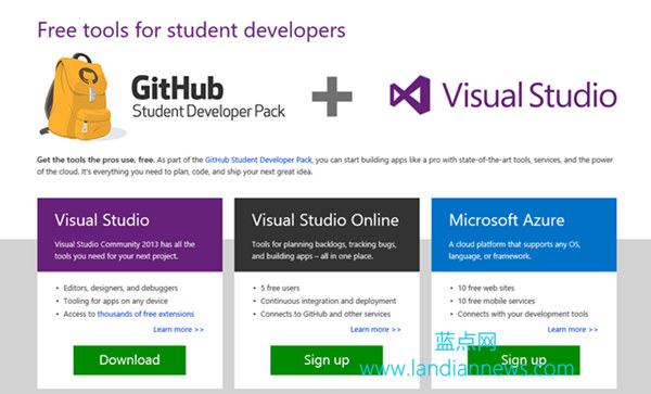 GitHub 与微软合作提供 Visual Studio Community 社区版