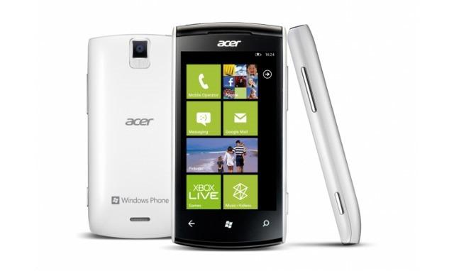 Acer确认在MWC 2015时发布Windows Phone设备