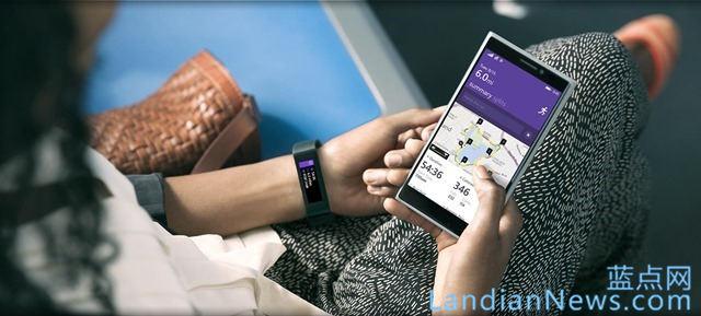 微软手环Microsoft Band迎来重大更新:骑车模式、屏幕键盘、Band SDK等