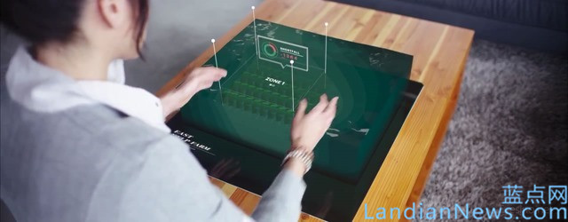 微软发布新未来愿景视频:无处不在的屏幕 [来源:蓝点网 地址:https://www.landiannews.com]