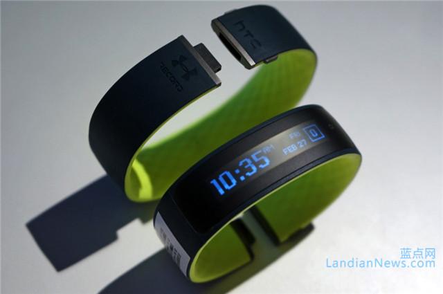 HTC发布专注于运动的智能手环HTC Grip