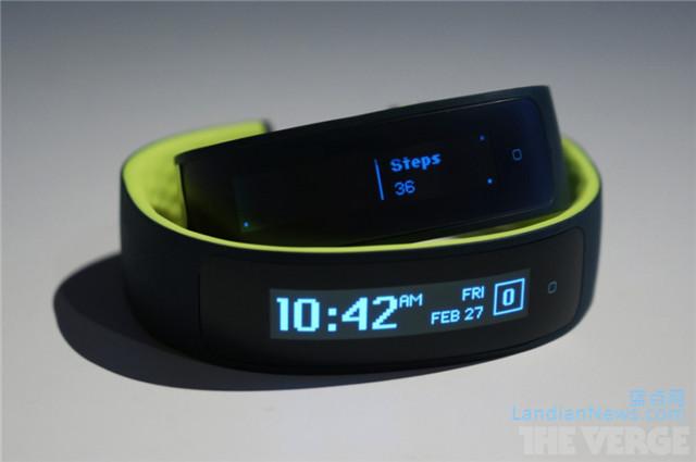 HTC发布专注于运动的智能手环HTC Grip [来源:蓝点网 地址:https://www.landian.vip]