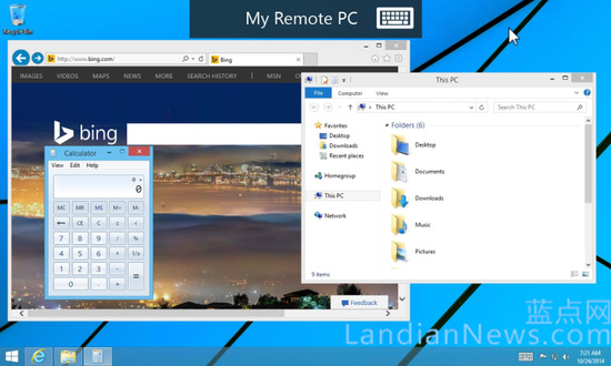 微软发布Windows Phone版Microsoft Remote Desktop正式版(远程桌面)
