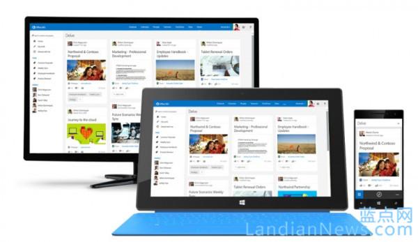 微软发布Office Delve协作软件 卡片式展现信息片段 [来源:蓝点网 地址:https://www.landiannews.com]