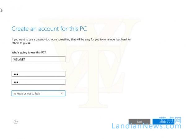 WZor放出Windows 10 Build 10036多张截图 未见Spartan浏览器 [来源:蓝点网 地址:https://www.landiannews.com]
