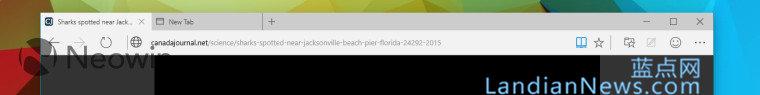 [画廊]Windows 10 Spartan浏览器阅读模式和阅读列表功能详解