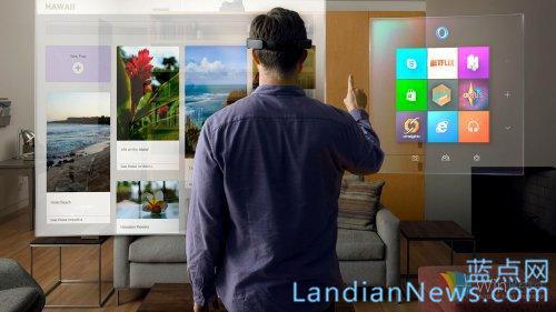 微软公开为HoloLens平台招募106个开发/生产职位 [来源:蓝点网 地址:https://www.landiannews.com]