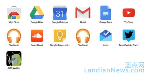Google发布基于Chrome的新工具:让OS X运行Android应用程序