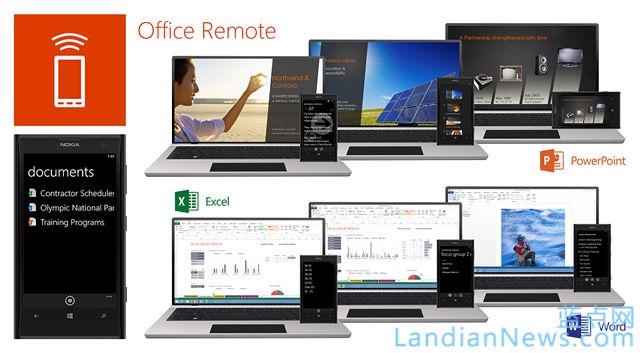 微软低调发布Android版Office Remote 可通过远程控制PC上的演示文档