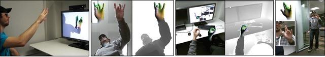 微软宣布新手势追踪技术Handpose