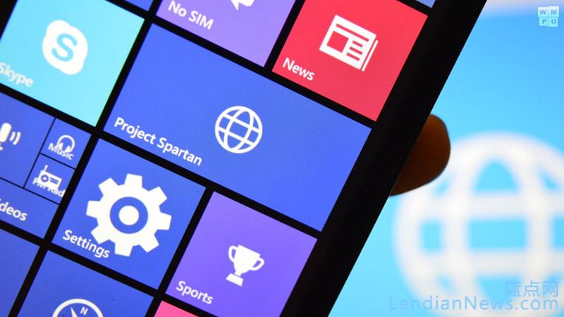 微软发布Windows 10新的手机预览版:Windows 10 Mobile Build 10052