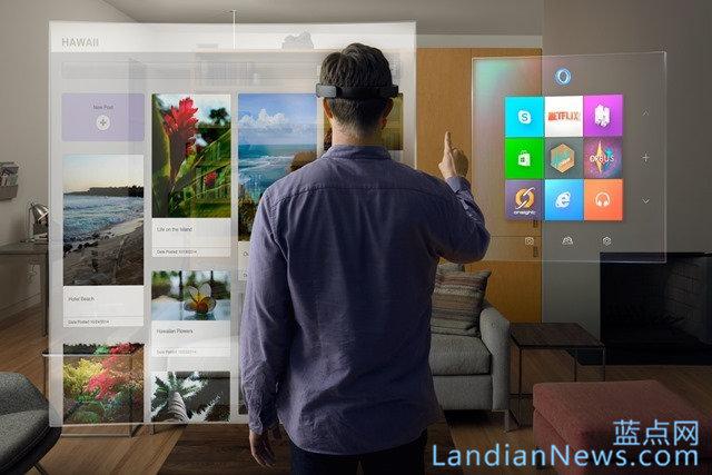 微软官网更新全息眼镜HoloLens页面 解释更多常见问题