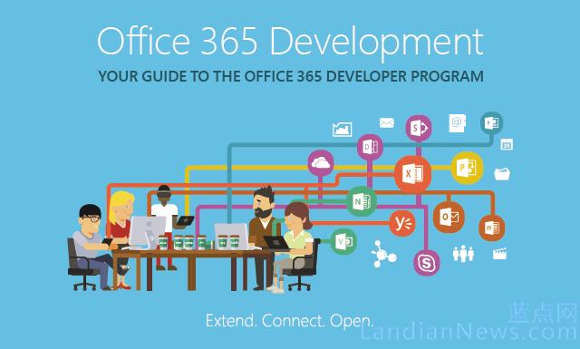 Office开发平台:iPad版Office和Outlook.com也支持插件
