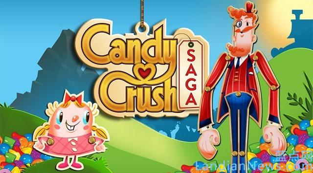 """微软将在 Windows 10""""自动安装""""King旗下Candy Crush Saga游戏"""