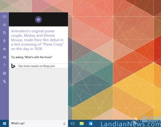 Cortana加入猜谜和冷知识回答