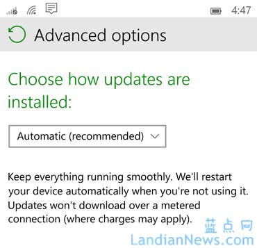 微软确认拿下Windows 10 Mobile更新权,将统一更新进度