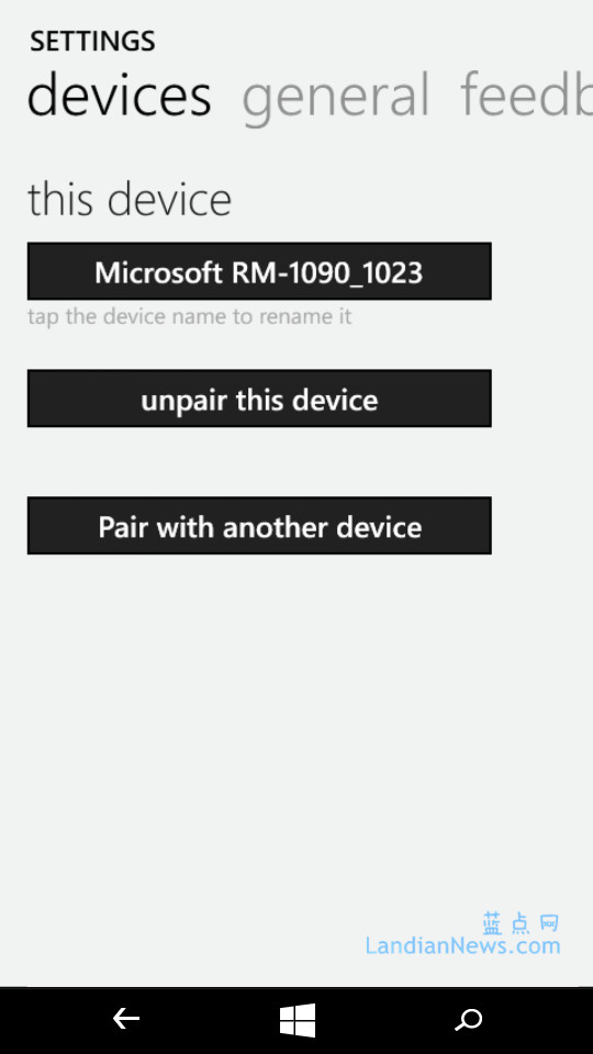 [画廊]Microsoft OneClip for Windows Phone版上手图集