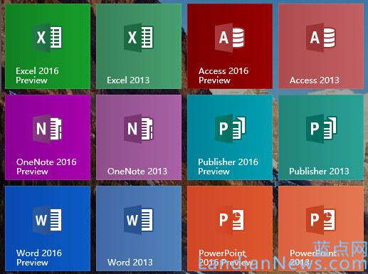 微软发布Office 2016预览版 预计正式版将在今年晚些时候到来