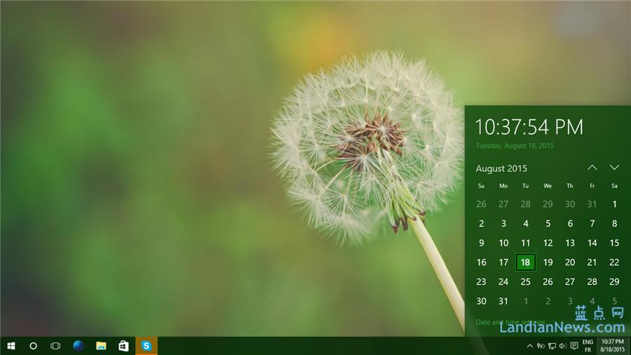 [画廊]Windows 10 Build 10525版截图赏析(Threshold 2 Update)