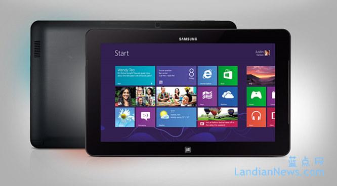 传Samsung将推出搭载Windows 10的12英寸平板电脑 配置略高