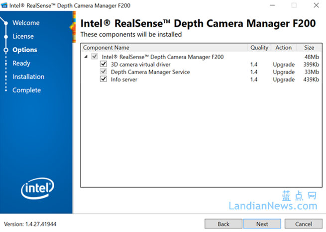 Intel更新RealSense摄像头驱动:更好的支持Windows Hello面部识别功能